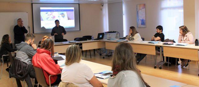 """La CEC promueve la integración laboral de los jóvenes con el proyecto """"Descubre tu Talento"""""""