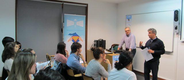 """Iniciamos la formación en el Campus Universitario de Ferrol del proyecto """"Descubre tu Talento"""""""